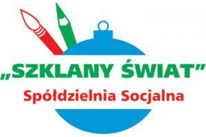 """Spółdzielnia Socjalna """"Szklany Świat"""" Bombki"""